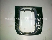 Carbon Fiber Gear Surround Trim RHD Fit For Golf MK5