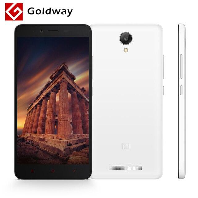 Original Xiaomi Redmi Note 2 Prime 4G LTE Mobile Phone MTK Helio X10 Octa Core 5.5 inch 1920X1080P 2GB RAM 32GB ROM 13MP MIUI 7