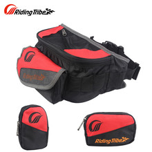 Riding Tribe Back Bicycle Bike Cycling Saddle Outdoor Pouch Motorcycle bags 02052 Fanny Pack Waist Belt bolsa motocicleta
