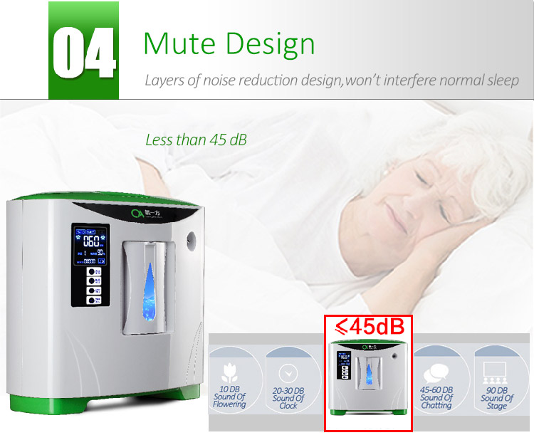 XY-1 portable oxygen concentrator-8