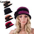 A377 Look ! VeryPopular ladies Hat  Wholesale 100%Wool Hat Winter Women with Multicolor For Any Kinds of Occasion