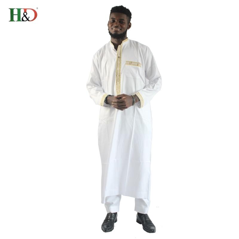 Δωρεάν αποστολή Αφρικανική Dashiki Riche - Εθνικά ρούχα - Φωτογραφία 4