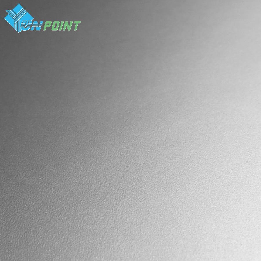 Արծաթե անջրանցիկ PVC պատի - Տնային դեկոր - Լուսանկար 3