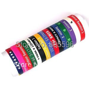 Customized logo printed, Silicone wristbands,bracelet,wrist band