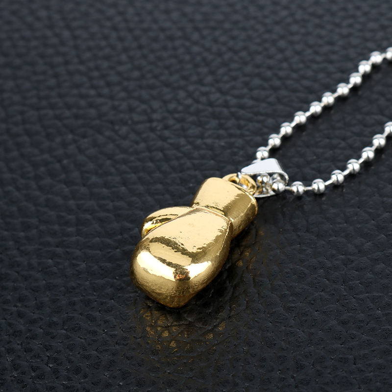 rocky boxing glove pendant necklace 6