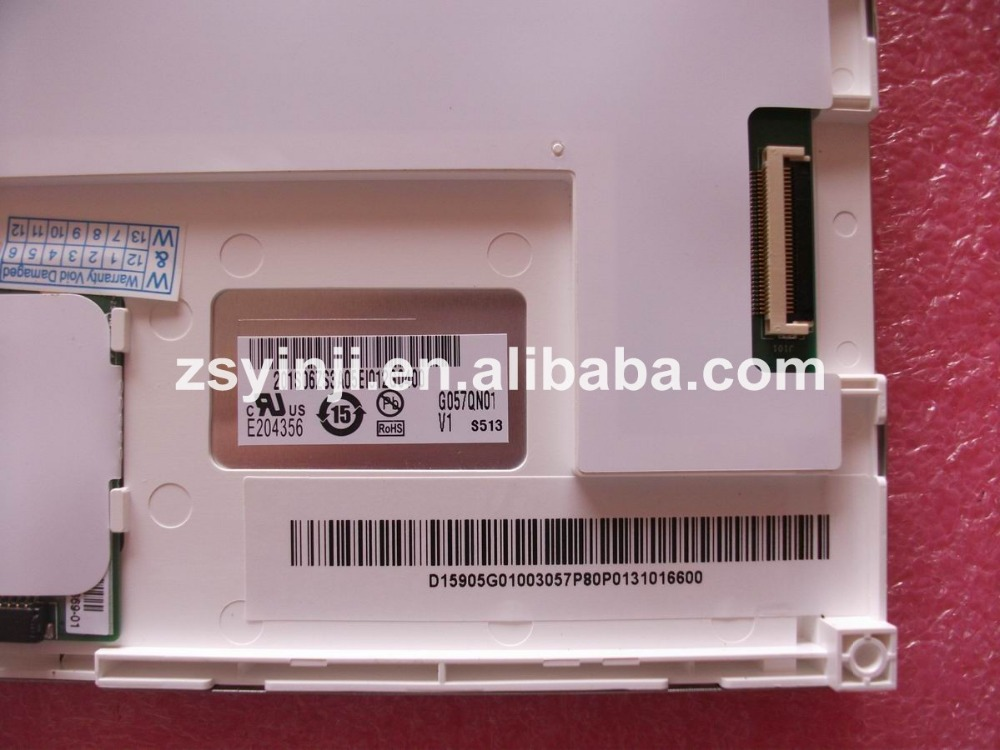 """Image 2 - 5.7"""" 320*240 LCD display screen G057QN01 V.1 G057QN01 V1-in LCD Modules from Electronic Components & Supplies"""