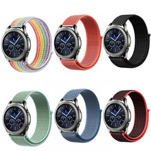 22mm 20mm For Samsung Gear sport S2 S3 Frontier Classic Band huami amazfit bip Strap huawei GT 2 galaxy watch active 42mm 46mm 20mm 22mm sports silicone band for samsung galaxy 46mm 42mm s3 s2 classic gear sport strap for huami amazfit bip huawei watch 2