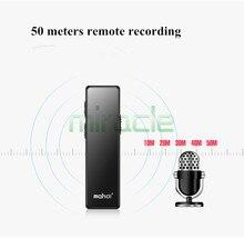 Mahdi M11 profesional Grabadora de voz HD de vídeo con función de luz nocturna fuerte de larga distancia mini dictáfono freeship