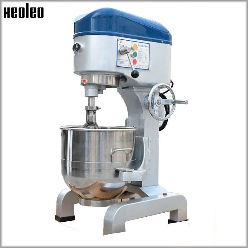 XEOLEO Commercial mixeur alimentaire 35L pétrisseur 1500 W pétrin à pâte équipement de boulangerie 220 V mélangeur à aliments mélangeur planétaire