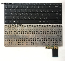 RU Russian Keyboard for Samsung 370R4E 370R4V 450R4E 450R4V 470R4E NP370R4E NP450R4E black  without frame keyboard RU Layout цена