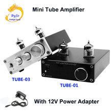 Fx audio tube 01 и 03 мини ламповый предусилитель усилитель