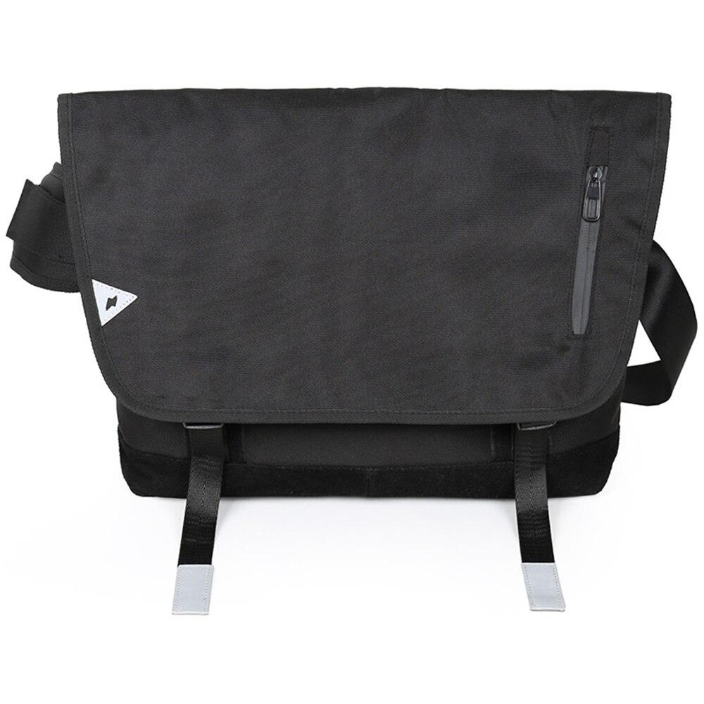 Crossbody Men s bag Cross Section Retro Shoulder bag Student Sports And Leisure Korean Version Of