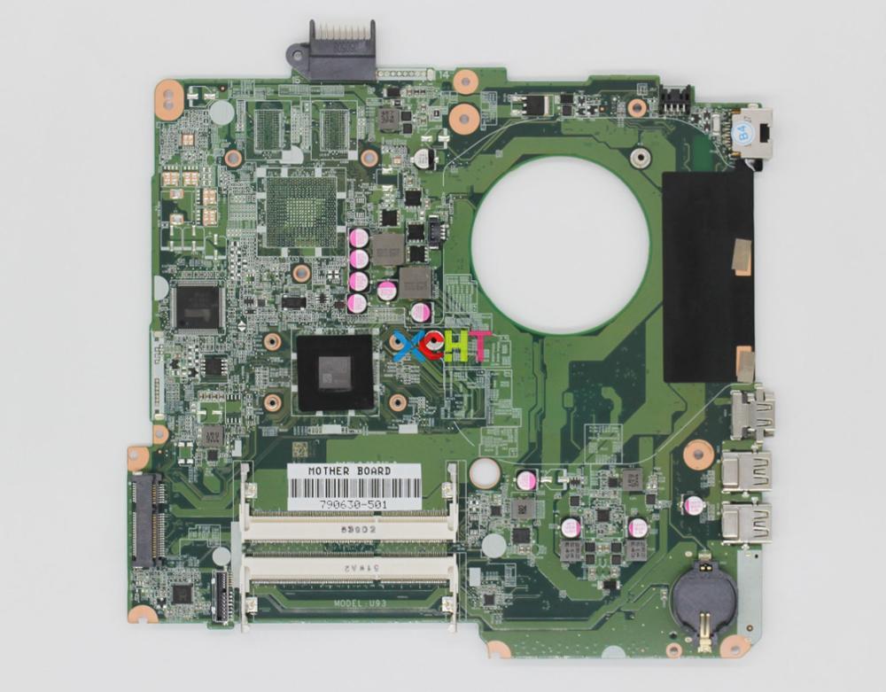 XCHT per HP 15-F003DX 15-F008CL 15-F048CA 15-F205DX 790630-501 790630-601 DA0U93MB6D2 UMA A6-5200 Scheda Madre Del Computer Portatile TestatoXCHT per HP 15-F003DX 15-F008CL 15-F048CA 15-F205DX 790630-501 790630-601 DA0U93MB6D2 UMA A6-5200 Scheda Madre Del Computer Portatile Testato