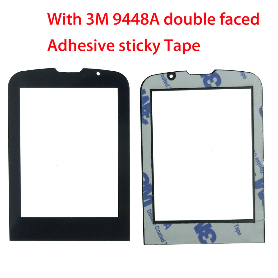 In Stock NEW For <font><b>PHILIPS</b></font> <font><b>E560</b></font> Panel lens Not Glass Touch Screen With 3M 9448A double faced Adhesive sticky Tape image
