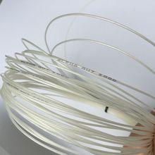 10 шт./лот) Настоящие кишки-2000 кишки ощущение 1,25 мм качественные эластичные теннисные струны кишки теннисные струны