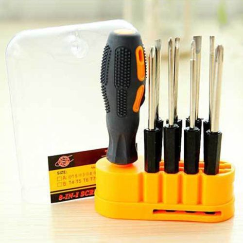 US $1.15 5% OFF|Mini 8 in 1 Multi Function Screwdriver Tool Kit  Interchangeable Manual Kitchen Gadget Tool Set-in Kitchen Gadget Sets from  Home & ...