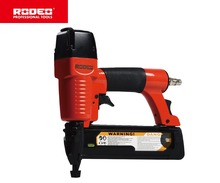 RODEO AN8302 Air Brad Nailer 120PSI GA18 15-50mm Nail Penumatic tools Woodworking