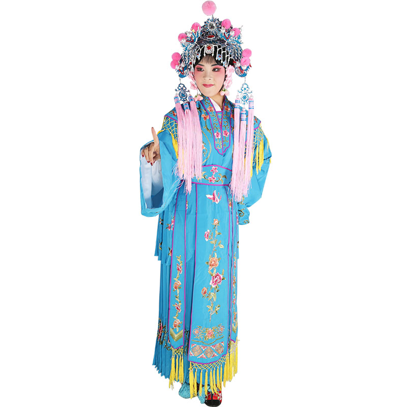 Traditional Ancient opera Women dress Chinese Folk Dance Wear Tang Princess Queen Cosplay drama costume the drunken beauty