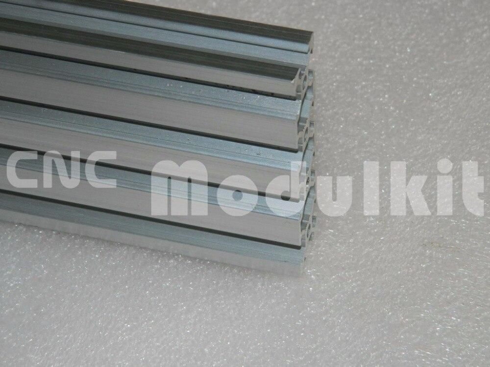2080 V slot Aluminium Für Cnc fräser Aluminium Rahmen Extrusion ...