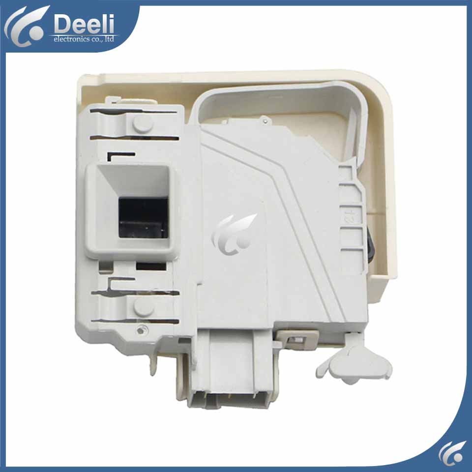 new for Washing Machine Blade Electronic door lock delay switch WS10M368TI WS10M360TI 3  ...