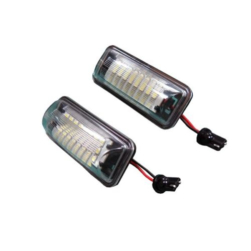 CYAN SOIL BAY LED License Plate Lights Lamps exactly FIT for Toyota FT 86 Fit for Subar 6000K