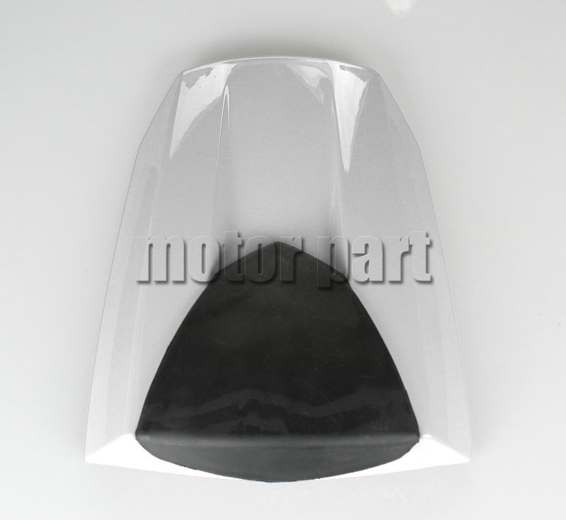 For 2013-2014 Honda CBR600RR CBR600 RR F5 Motorcycle Pillion Rear Seat Cover Cowl White 13 14 for honda cbr500r 2013 2014 motorbike seat cover cbr 500 r brand new motorcycle orange fairing rear sear cowl cover