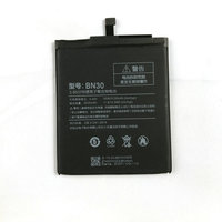 1pcs 100 High Quality BN30 3030mAh Battery For Xiaomi Redmi 4A Red Rice Mobile Phone Replacement