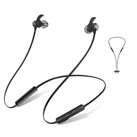 SYLLABLE D3X Bluetooth Earphone Waterproof Stereo Magnetic BT 4 2 Music Mic Remote Control Bluetooth Headset