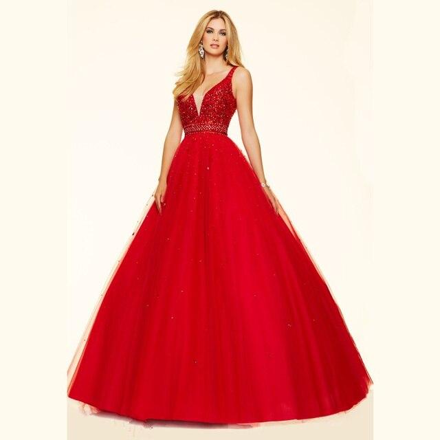 f53f3ad18 Royal Blue Quinceanera Dresses Ball Gown 2016 Custom Spaghetti Strap  Vestidos De 15 Anos V-