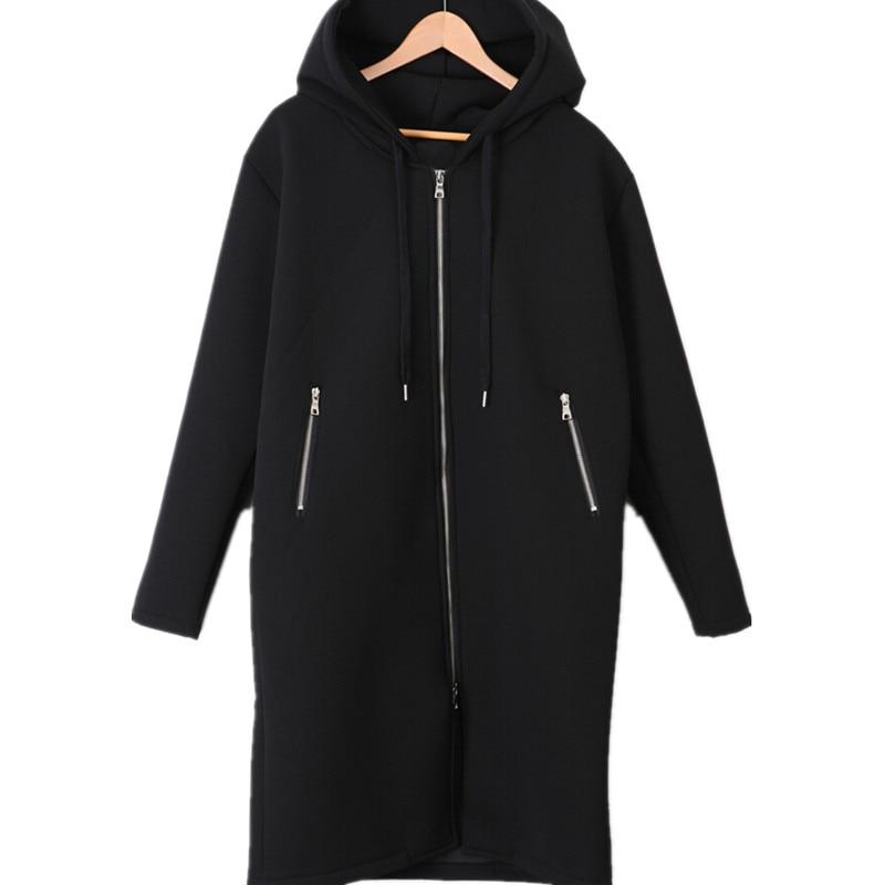 Men's Hooded Sweatshirt Jacket