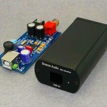 PCM2706 USB DAC коаксиальный усилитель для наушников в чехол