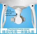 Lente Tapa Hood Funda protectora de Cámara de la Guardia de protección para DJI Phantom 4 Phantom4 Accesorios