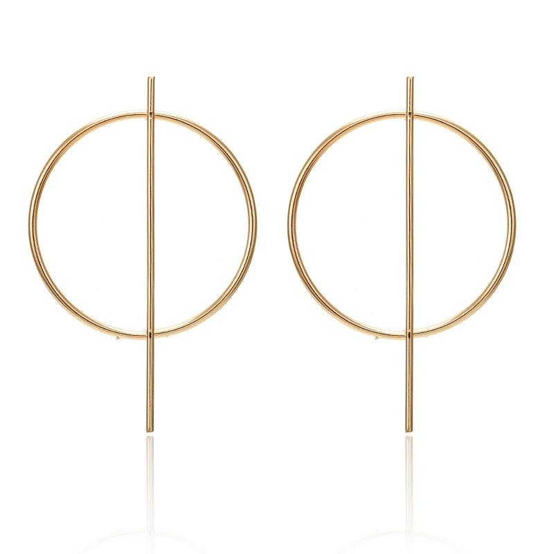 19 Big Geometric Earrings Fashion Statement earrings For Women Hanging Dangle Earrings Drop Earrings modern Jewelry 571 15