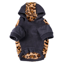 Fashionable camo Yorkie sweatshirt / hoodie
