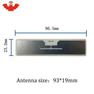 Image 5 - UHF étiquette RFID EPC 6C autocollant Alien 9654