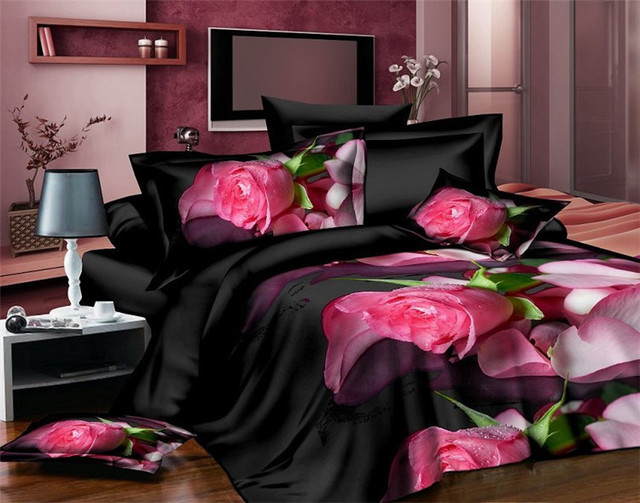 Roses Bedding Set