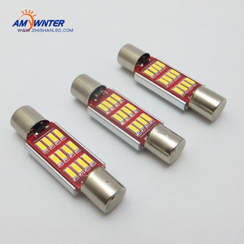 AMYWNTER c5w πλήρωμα κοπής φώτα - Φώτα αυτοκινήτων - Φωτογραφία 2