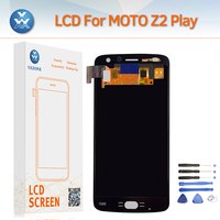 Yezone LCD Screen For Motorola MOTO Z2 Play XT1710 LCD Display Touch Panel Digitizer Assembly Repair