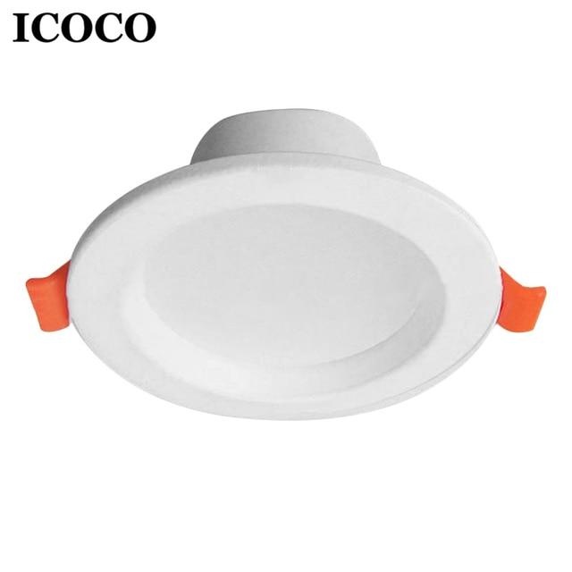 ICOCO 2018 3W/5W Super Bright LED Ceiling Flush Mount Home Lighting Anti-glare