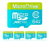 Micro SD Card 64GB 128GB Memory Card 256GB Microsd TF Card High Speed Micro SD Card