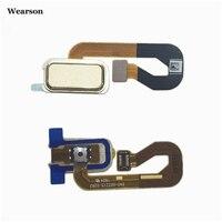 For Lenovo Vibe P2 P2C72 P2A42 Fingerprint Sensor Scanner Touch ID Home Button Return Flex Cable