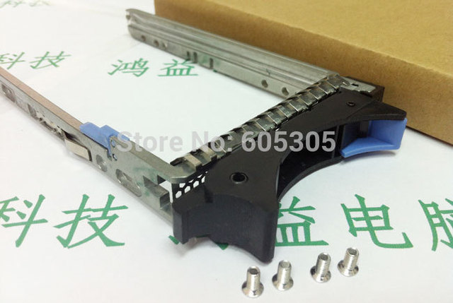 "Free Shipping High Quality 2.5"" SAS SCSI SFF Hard Drive Tray Caddy 31R2239 x3250 x3550 x3650 x3850"