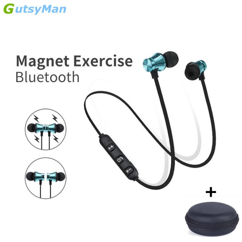 GutsyMan XT11 Bluetooth Earphones Wireless Headphones For Xiaomi IPhone Earbuds Stereo Auriculares Fone De Ouvido With MIC