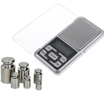 Карманные электронные весы 200 г/300 г/500 г х 0,01 г, ювелирные изделия из золота, стерлингового серебра
