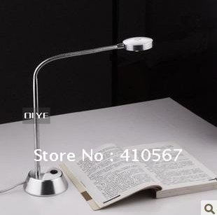 FedEx DHL Free Shipping!  Fashion LED Light for Laptop/ Notebook, Table Desk Lamp Led reading lamp White/Warm White