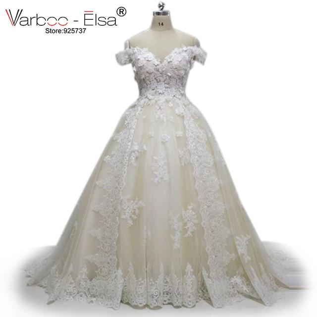White Wedding Dress Plus Size Dresses Lace Appliques Arab 2017 Sweetheart Ballgown Arabic