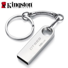Kingston Custom Iron Man Pikachu Pendrive Usb Flash Drive memory Stick 2.0 DTSE9H 32GB 16GB personalizado Pen Drive DIY Logo usb(China)