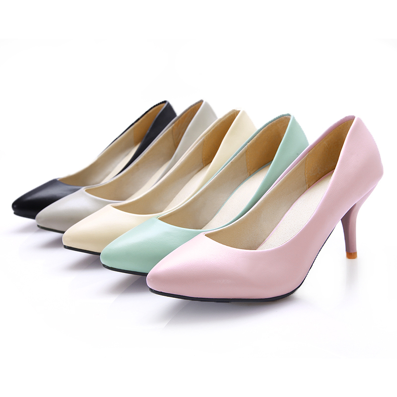 Compare Prices on Light Pink Heels- Online Shopping/Buy Low Price ...