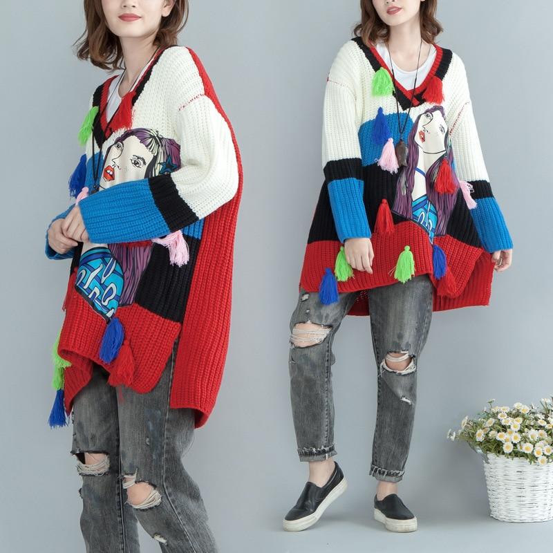 RQ Maternity Sweater Clothes For Pregnant Women Autumn Winter top Warm Knitting Sweatshirts maternity JB214