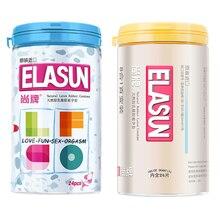 ELASUN 48 Шт. Презервативы 8 Типа Ультра-Тонкий Смазки Презервативов для Мужчин